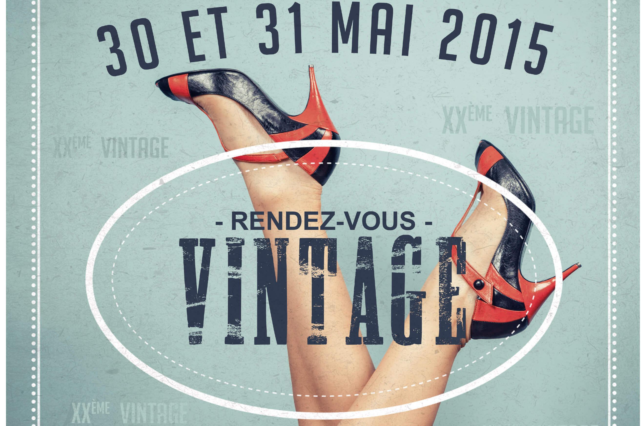 Rendez-vous du Vintage