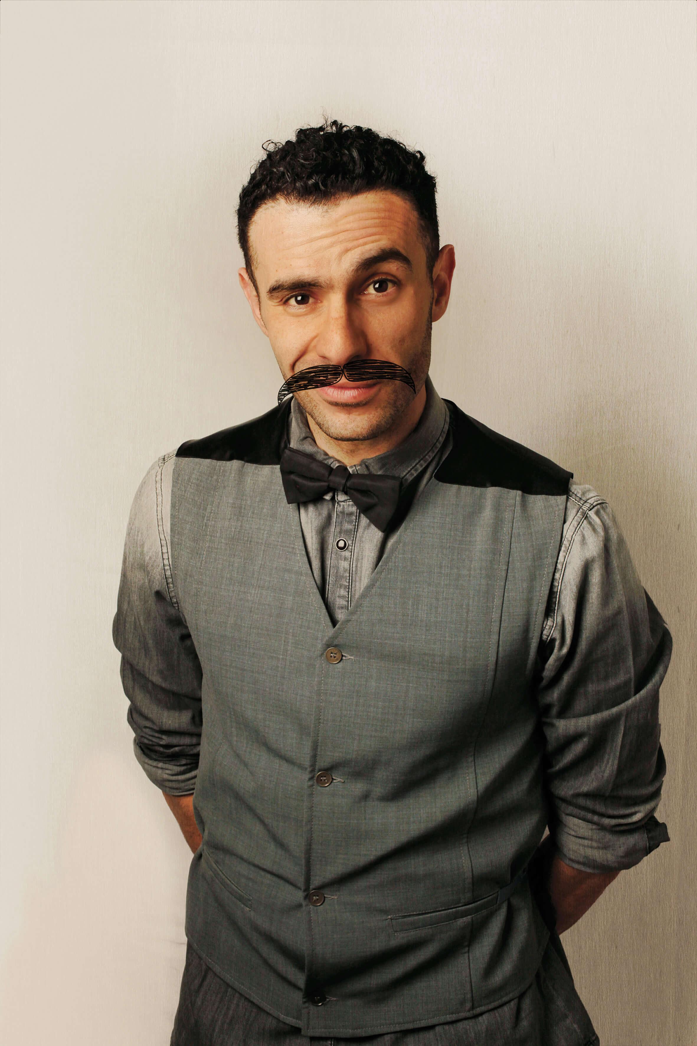Ali Bougheraba : L'Odyssée de la Moustache