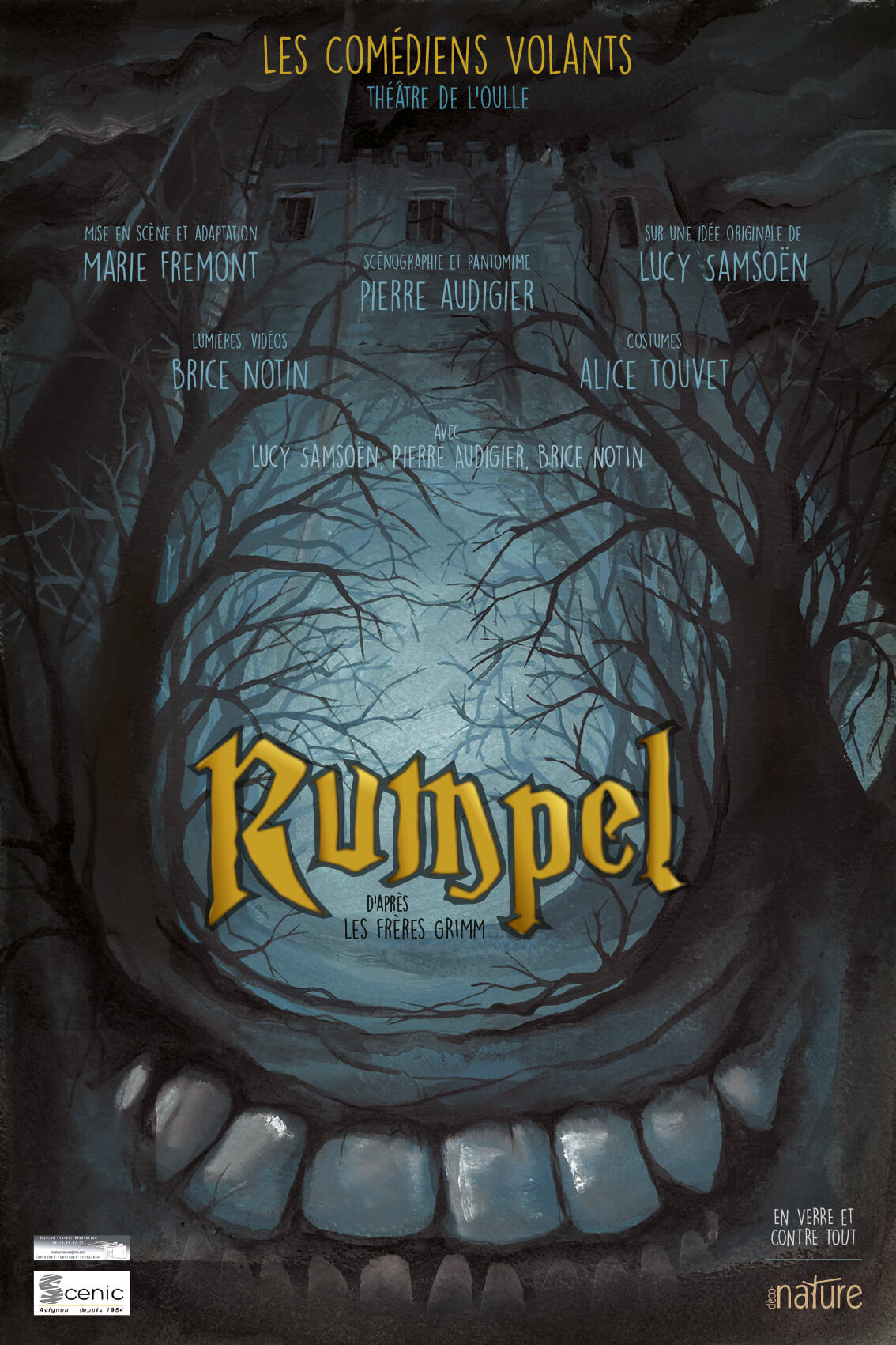Rumpel/Les frères Grimm