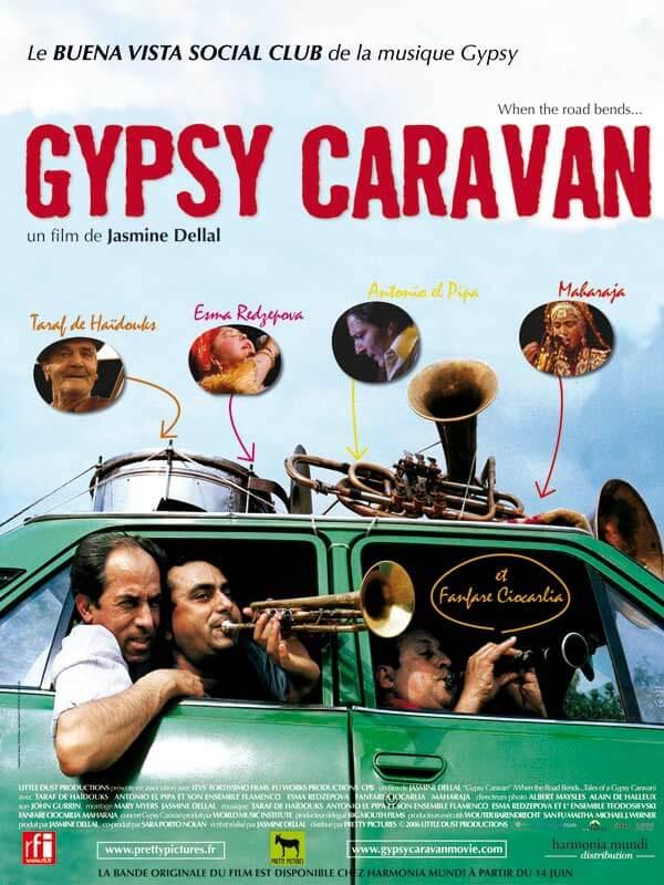 Gypsy caravan : Emir, Goran et cie