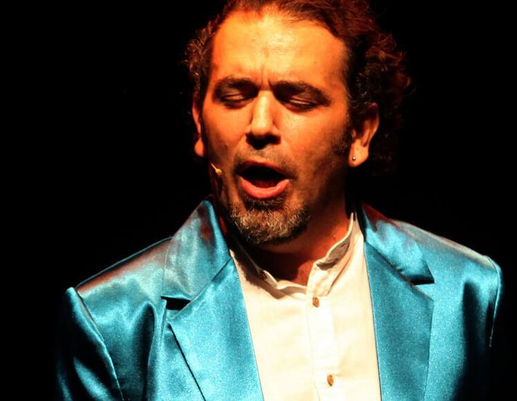 Les nuits Flamencas/DAVID LAGOS