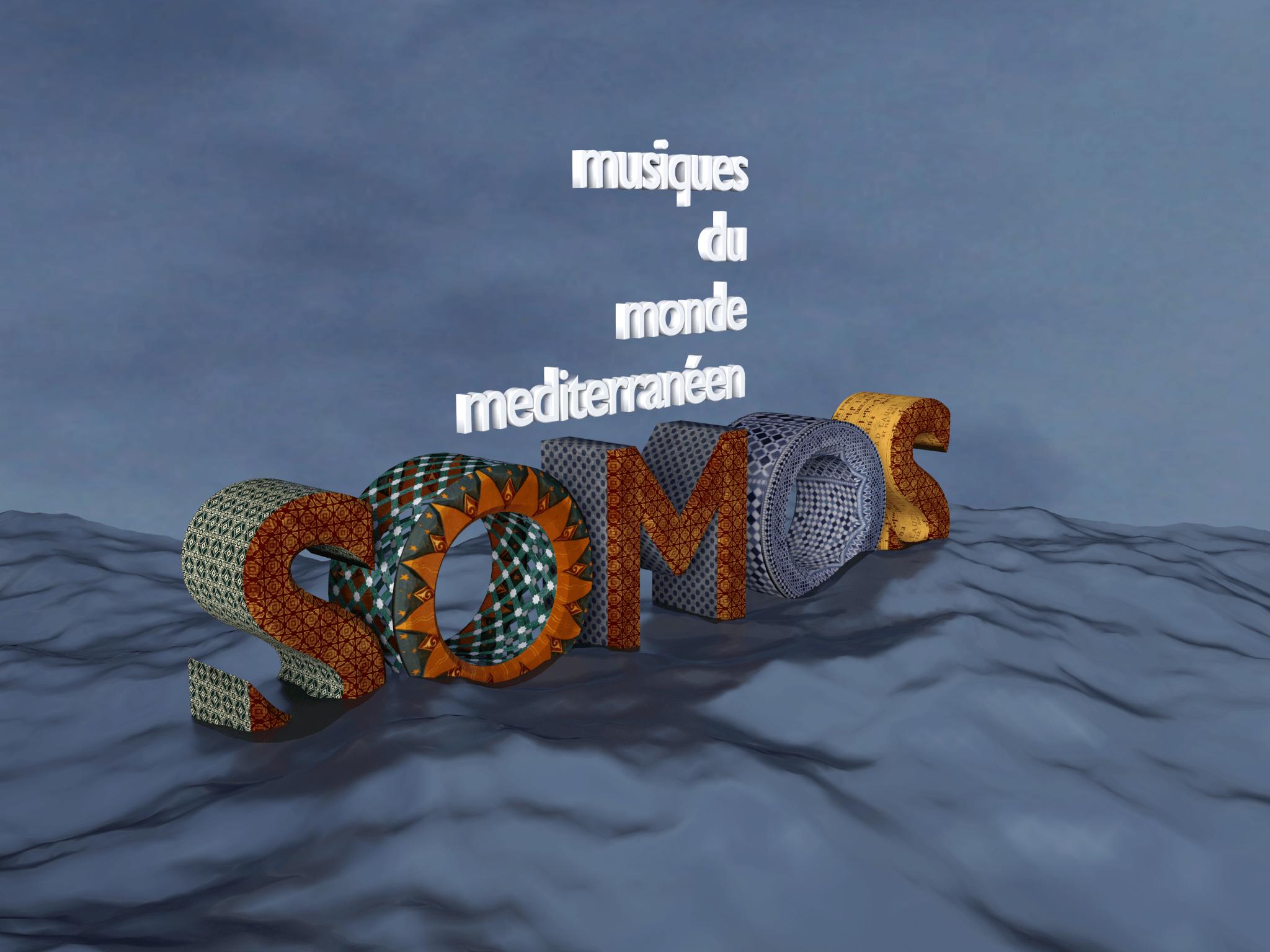 Somos, musiques du monde méditerranéen
