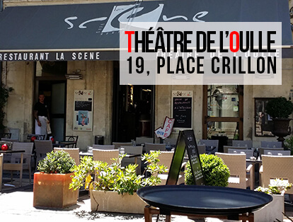 FESTIVAL OFF 2018 : Le programme du théâtre de l'Oulle