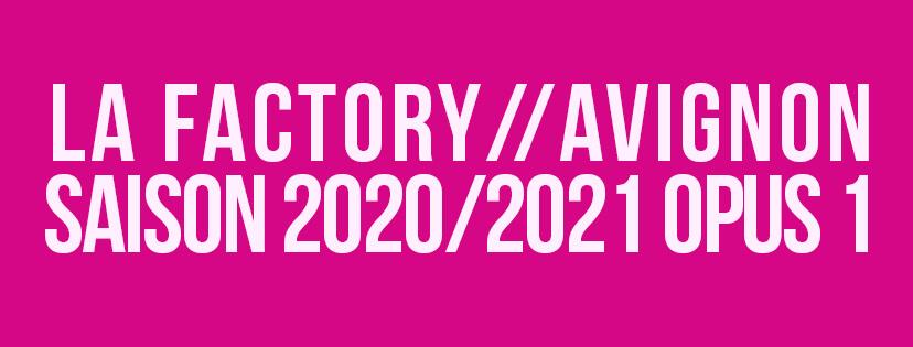 Septembre/décembre 2020: sur le front de la création